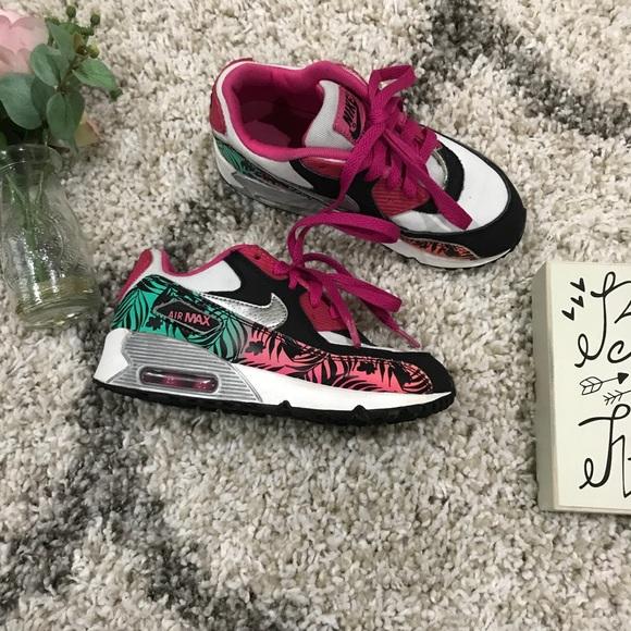 online retailer 620f1 cc1dd nike air max 1 aloha pack; nike girls air max hawaiian 90 print shoes